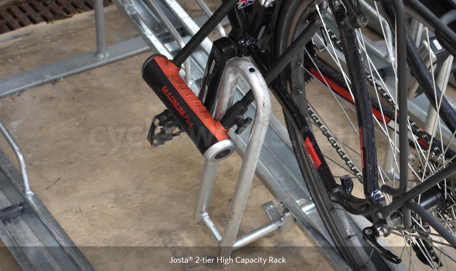Josta® 2-tier Rack – Cycle Works