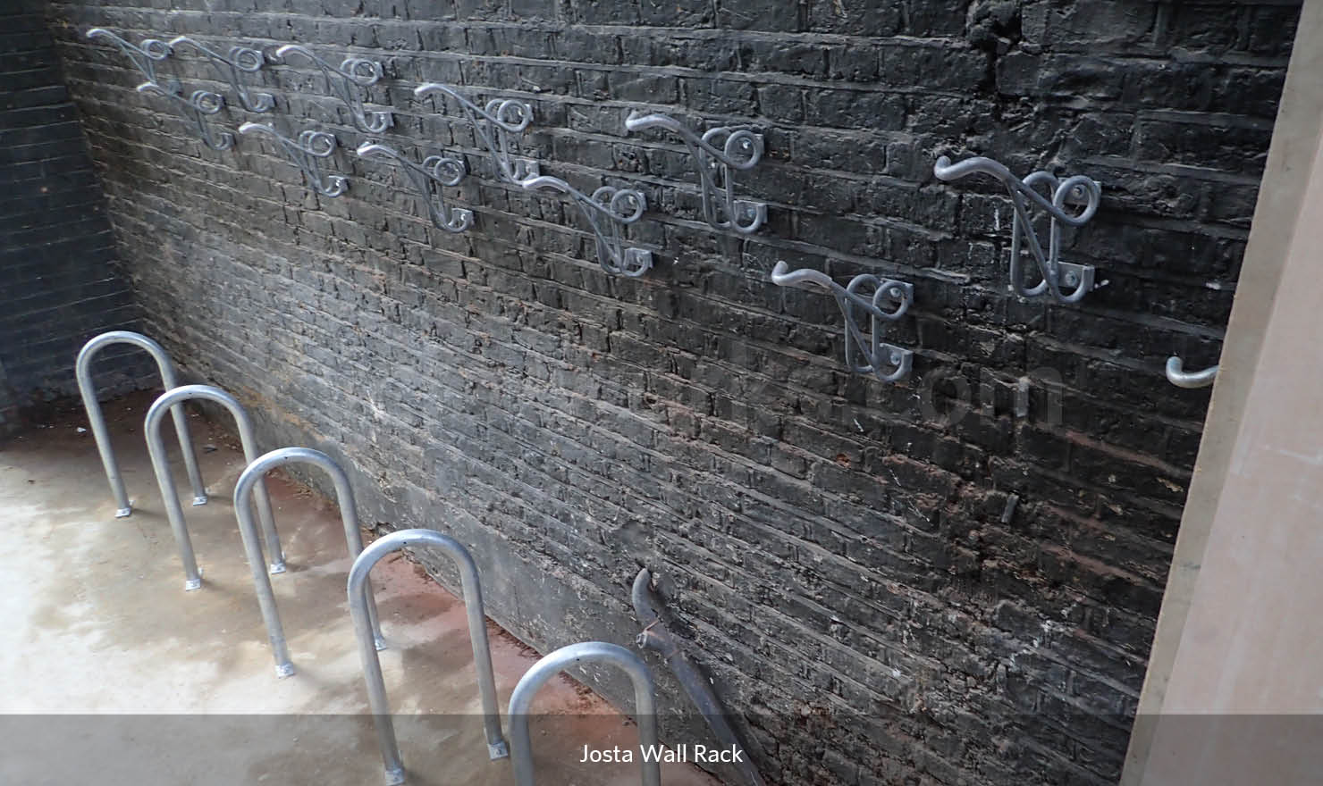 Josta® Wall Rack – Cycle Works