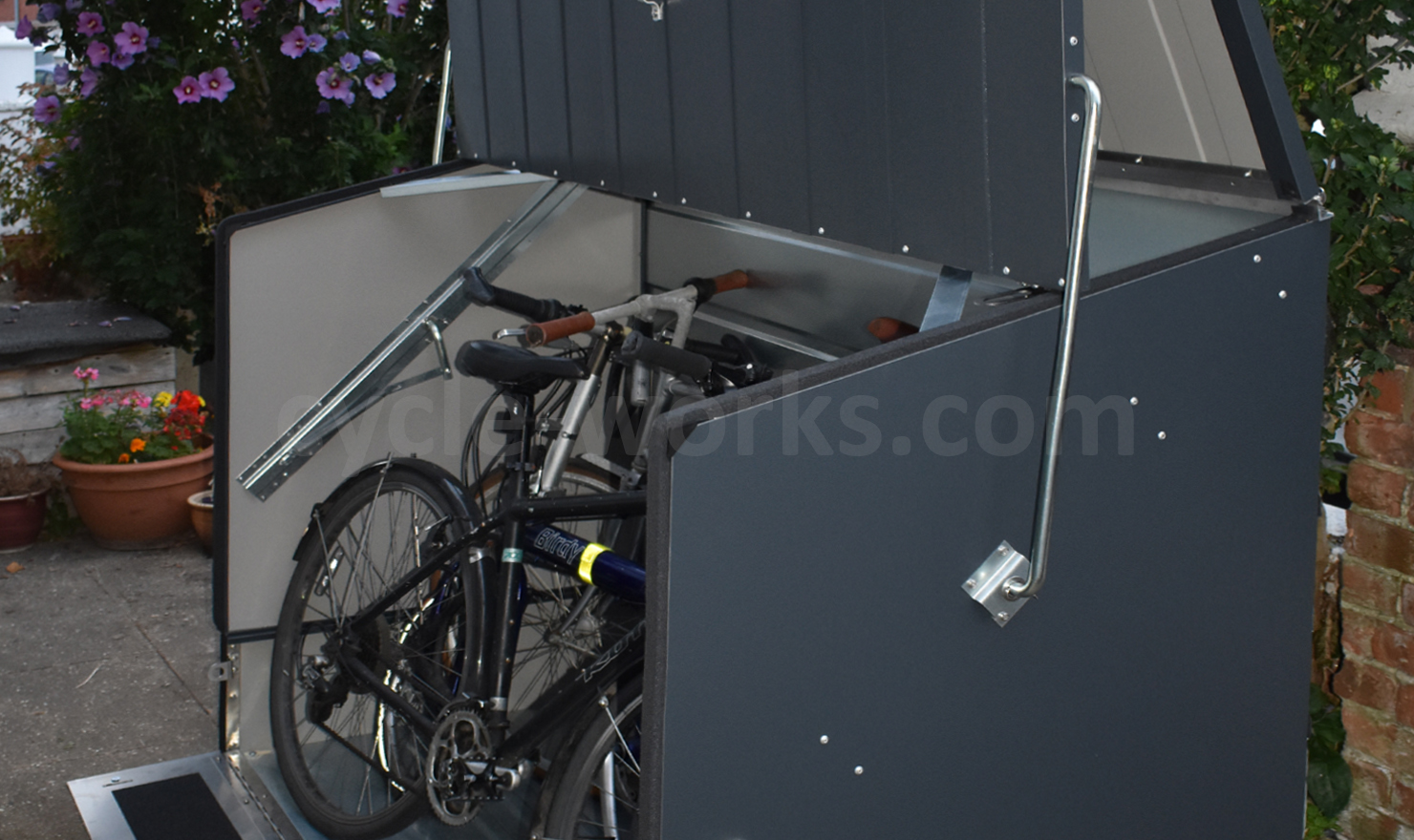 Bike Bunker Bike Storage