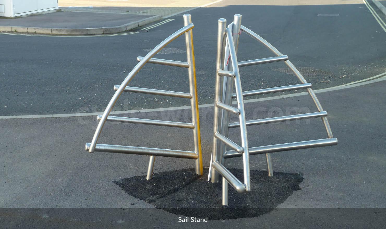 Sail Bike Stand