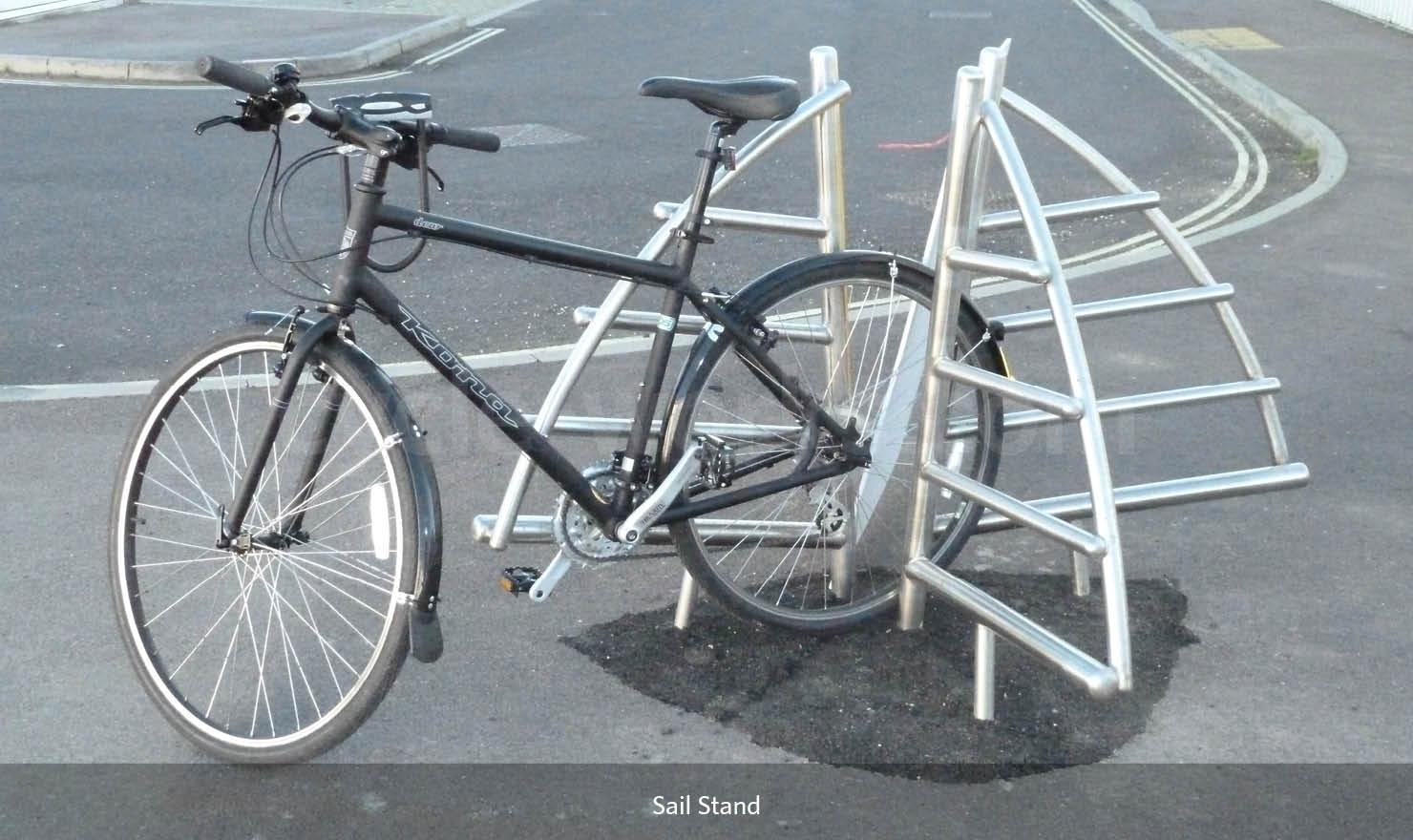 Sail Bike Rack