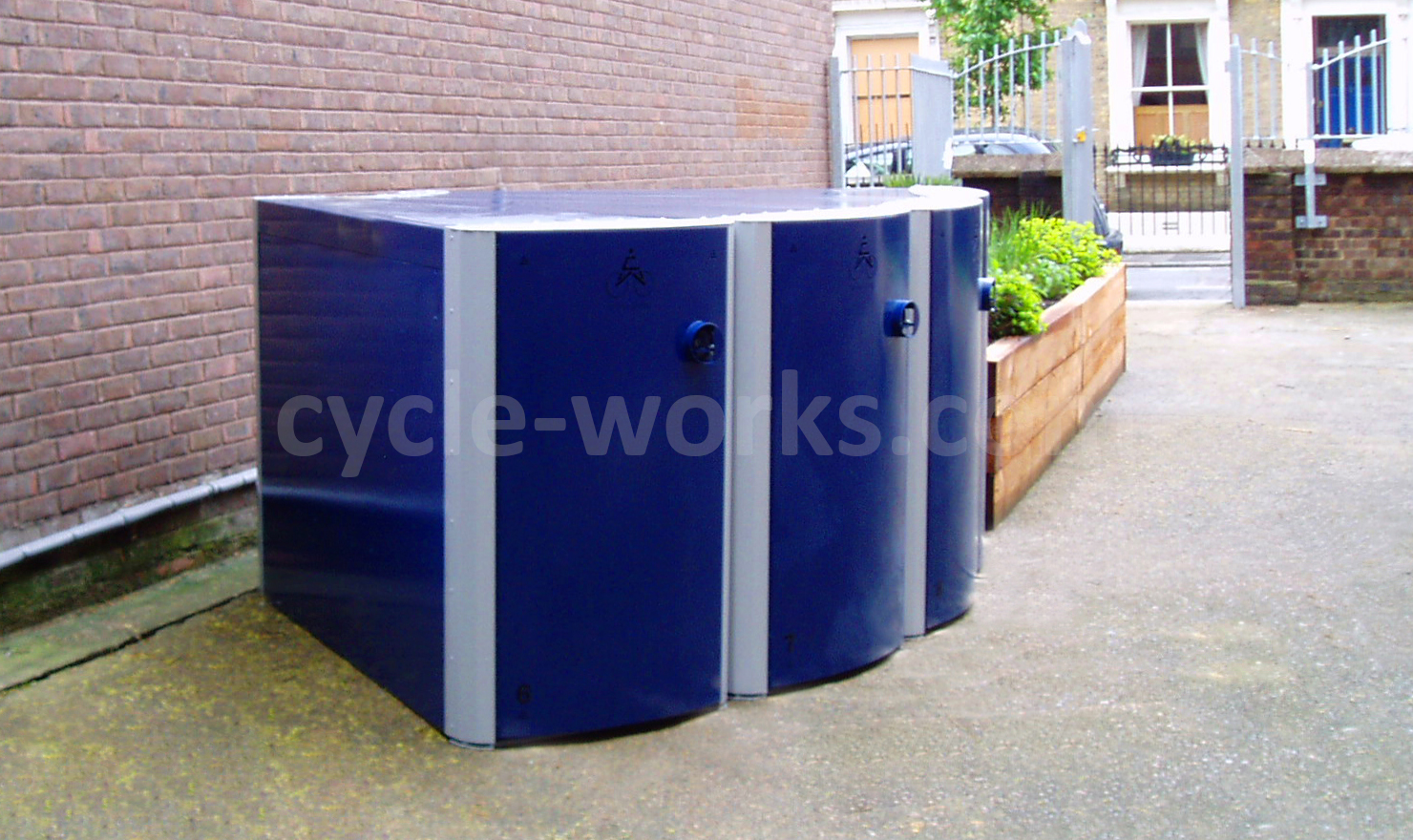 Tower Hamlets Residential Bike Locker Rental