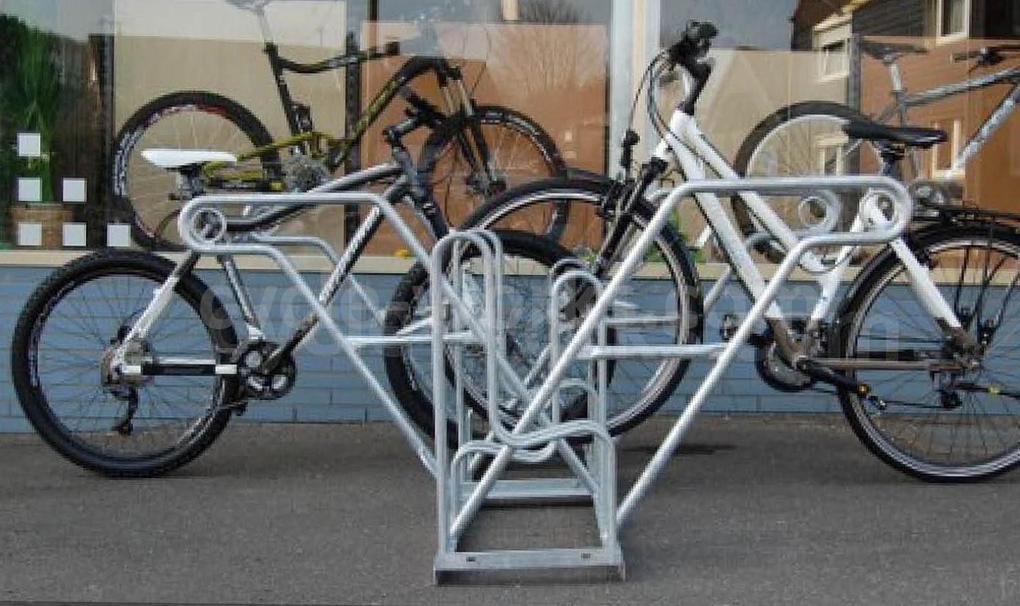 Kent Cycle Rack