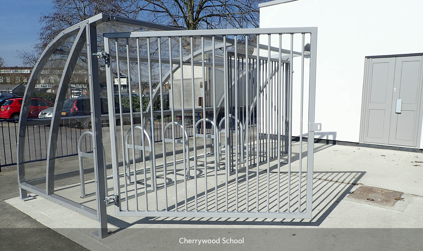 Solent Cycle Shelter