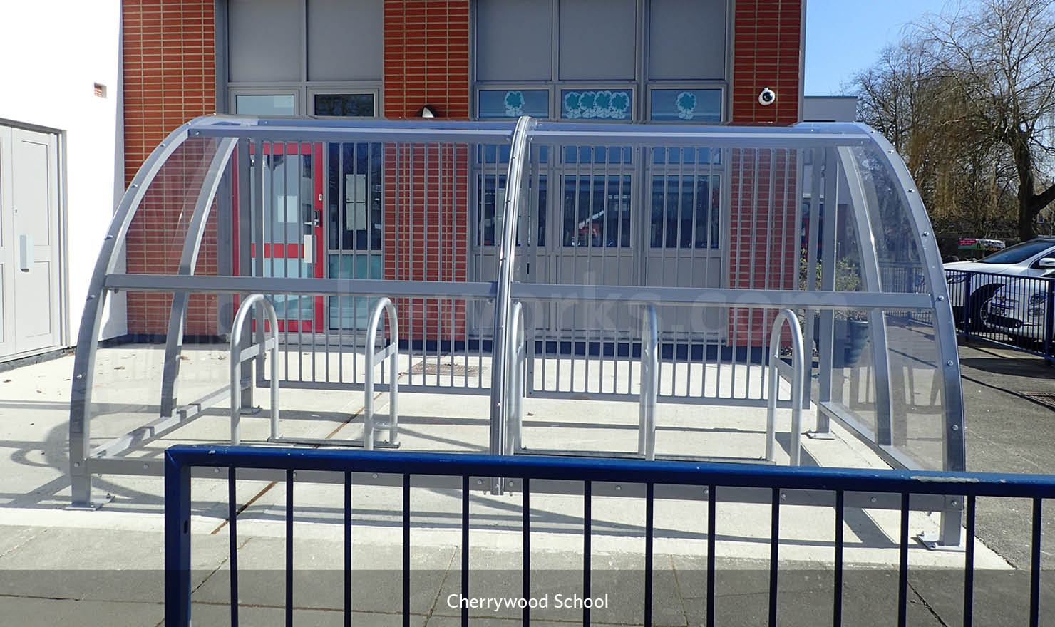 Solent Bicycle Shelter