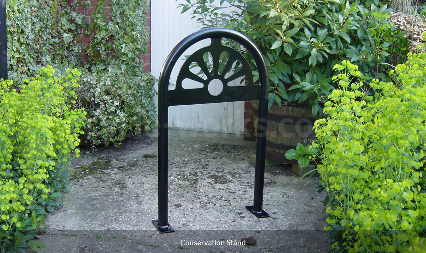 Conservation Bike Racks