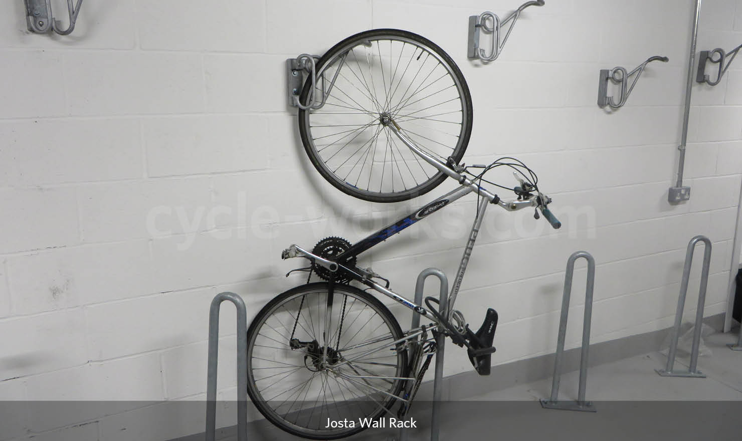 Durable Bicycle Rack