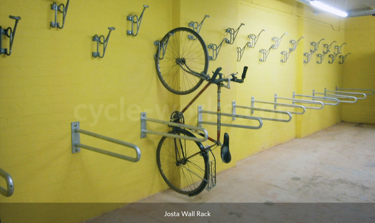 Josta Wall Rack