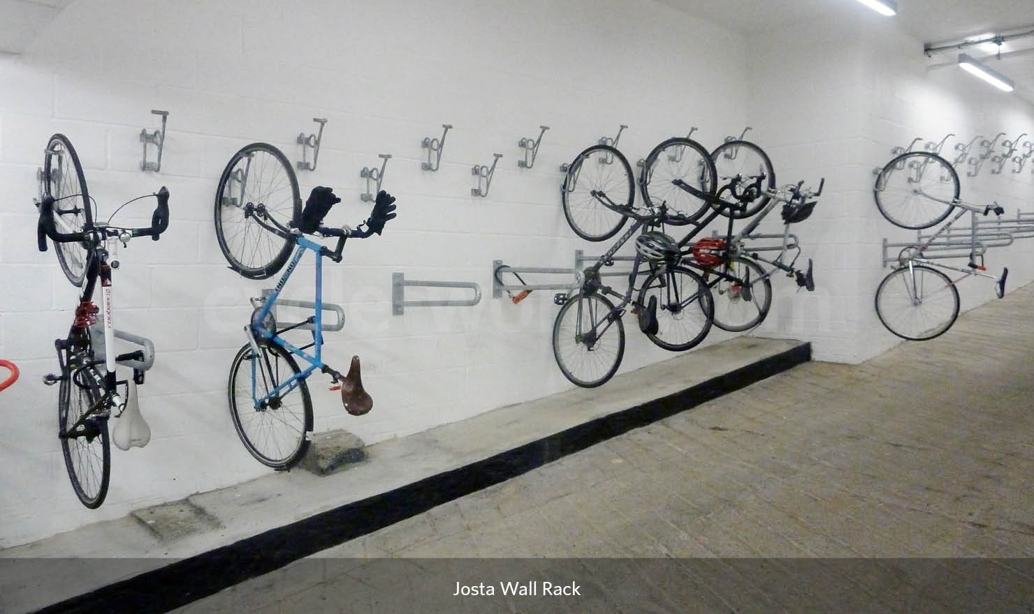 Josta Bicycle Wall Rack