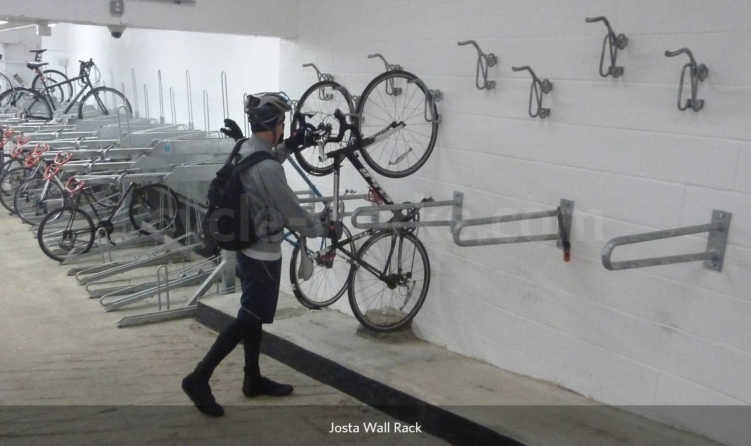 Josta Bike Wall Rack