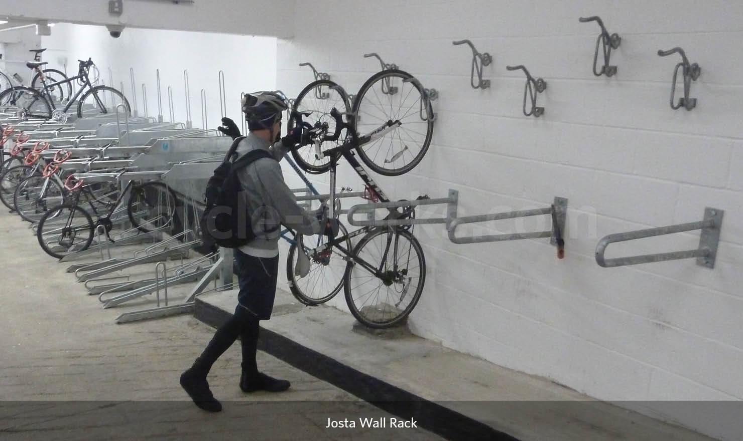 Josta Bike Wall Rack