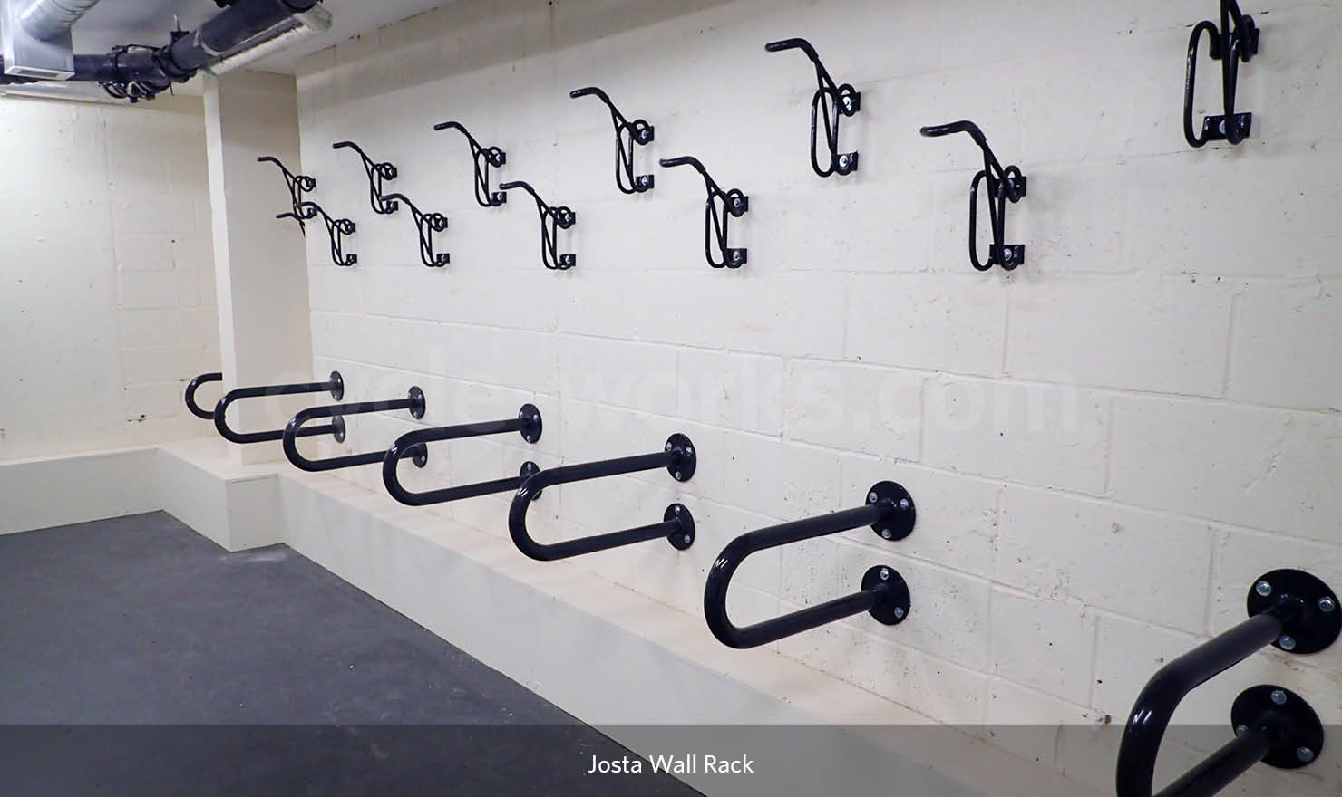 Josta Wall Rack for Cycles