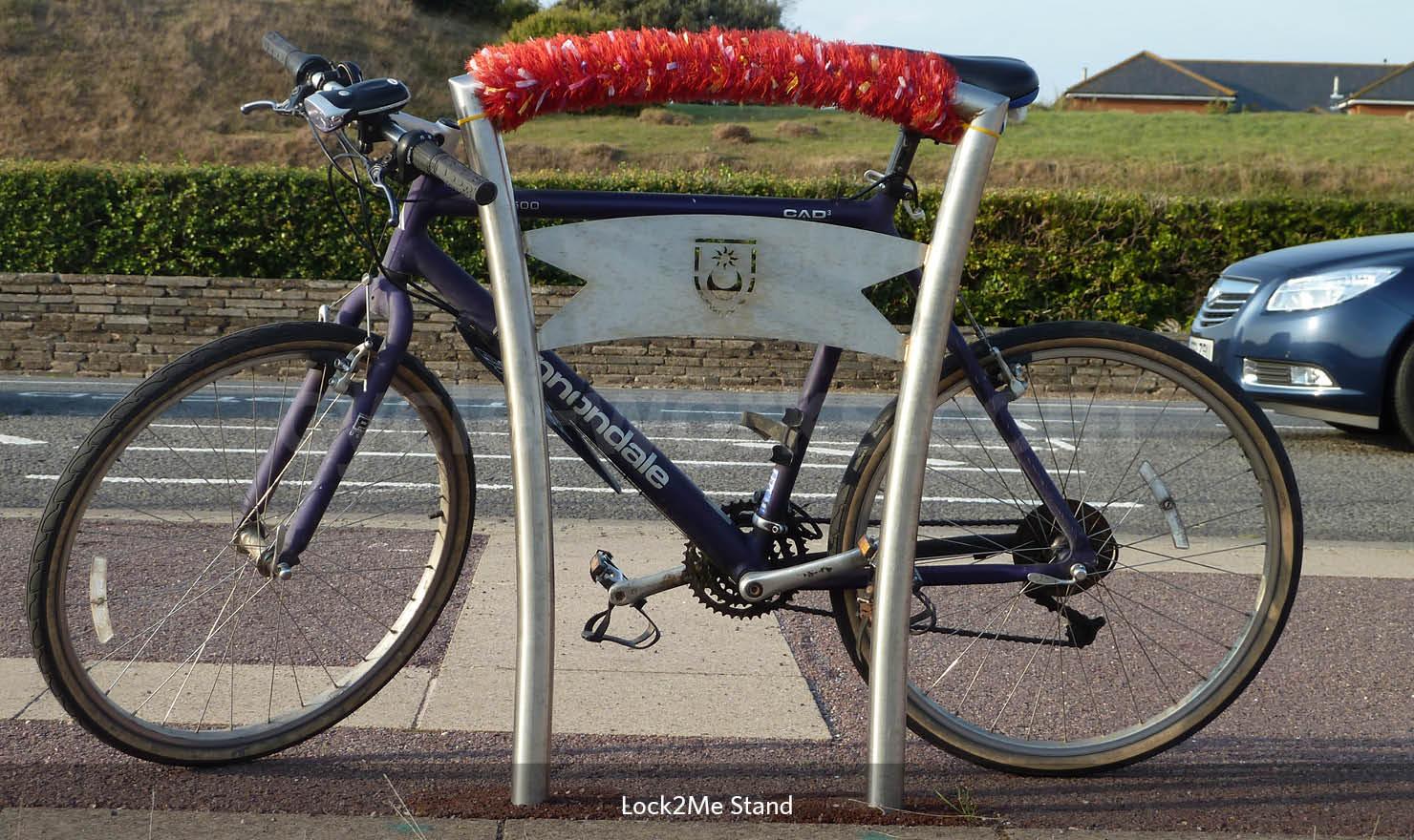 Lock 2 Me Cycle Rack
