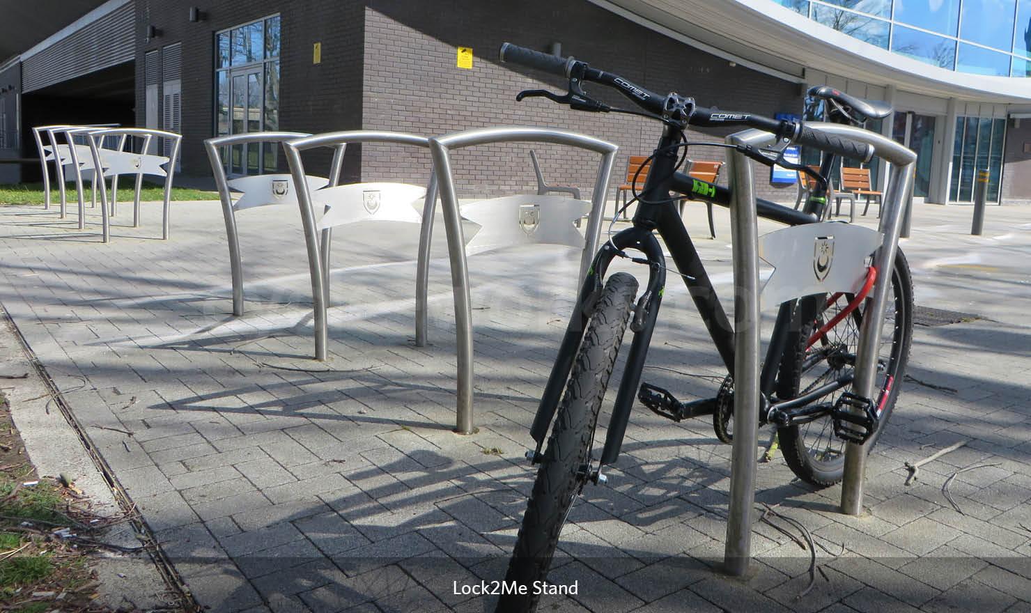 Lock 2 Me Bicycle Rack