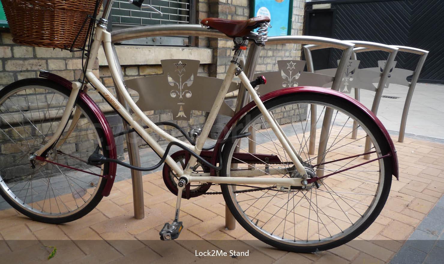 Lock 2 Me Bike Rack