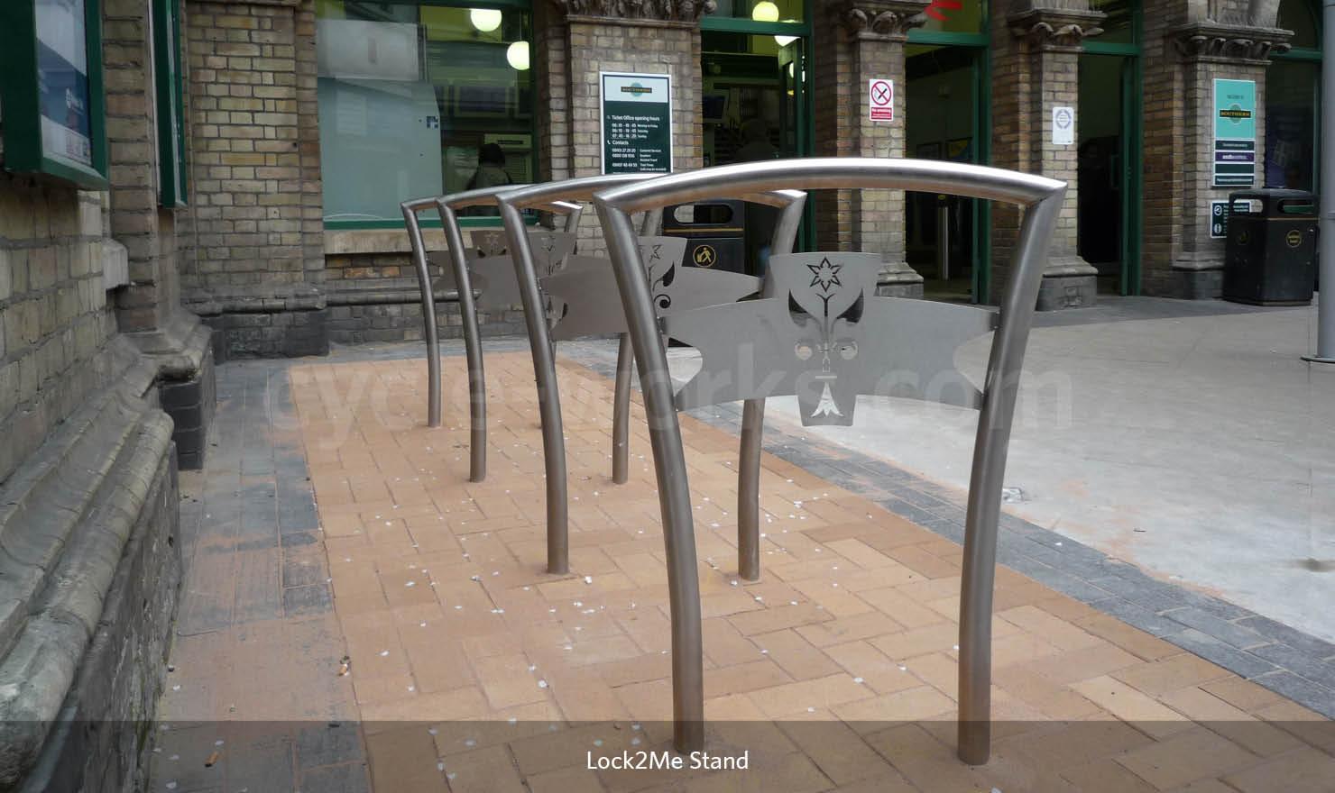 Durable Bike Rack
