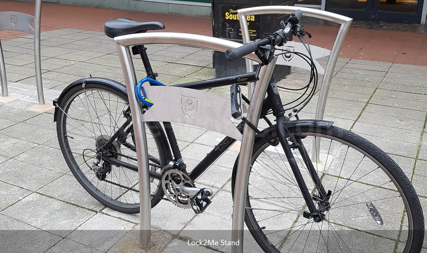 Lock 2 Me Bicycle Stand