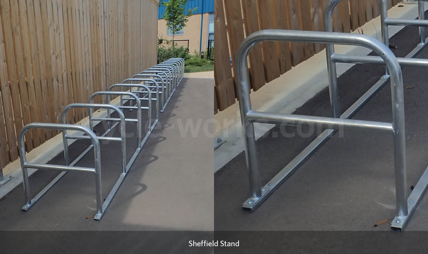 Sheffield Bike Stand