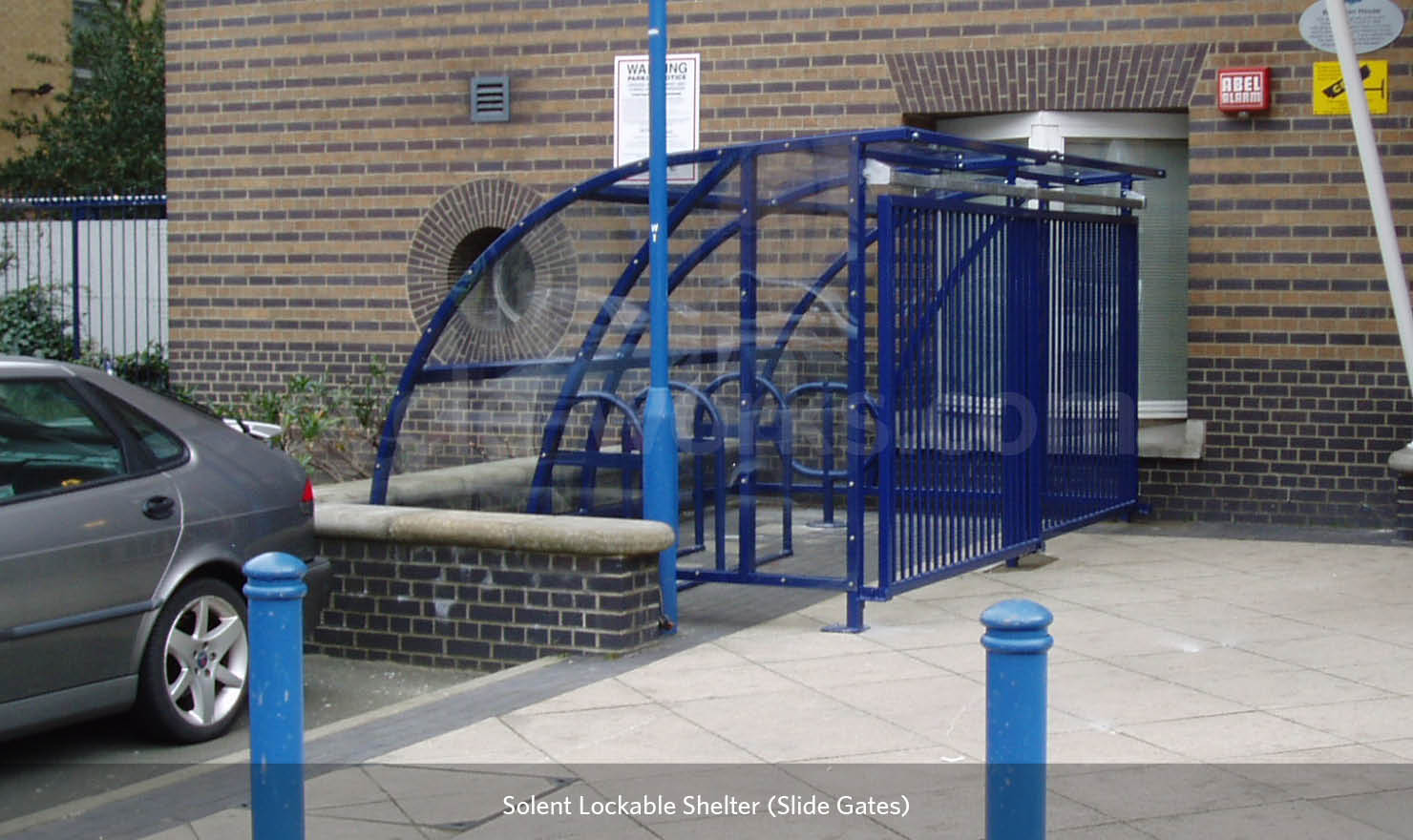 Weather Proof Bike Shelter