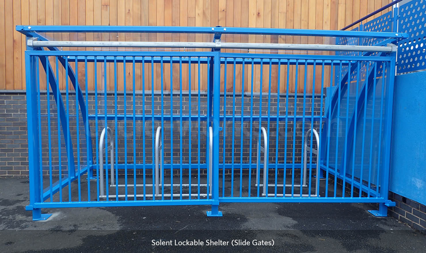 Bicycle Storage Shelter