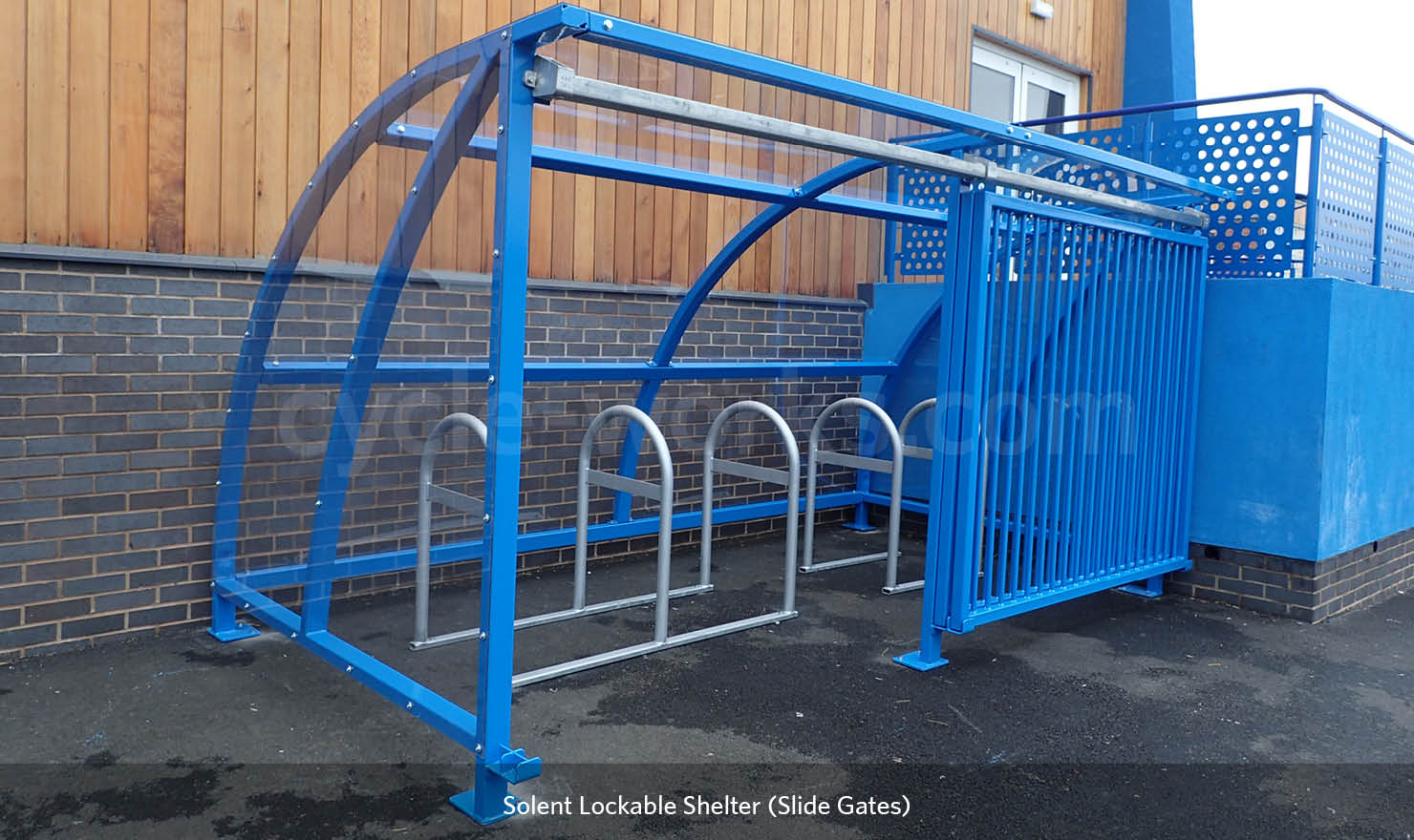 Cycle Storage Shelter