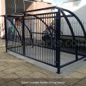 Solent Lockable Bike Shelter