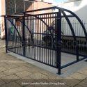 Solent Lockable Bike Shelter
