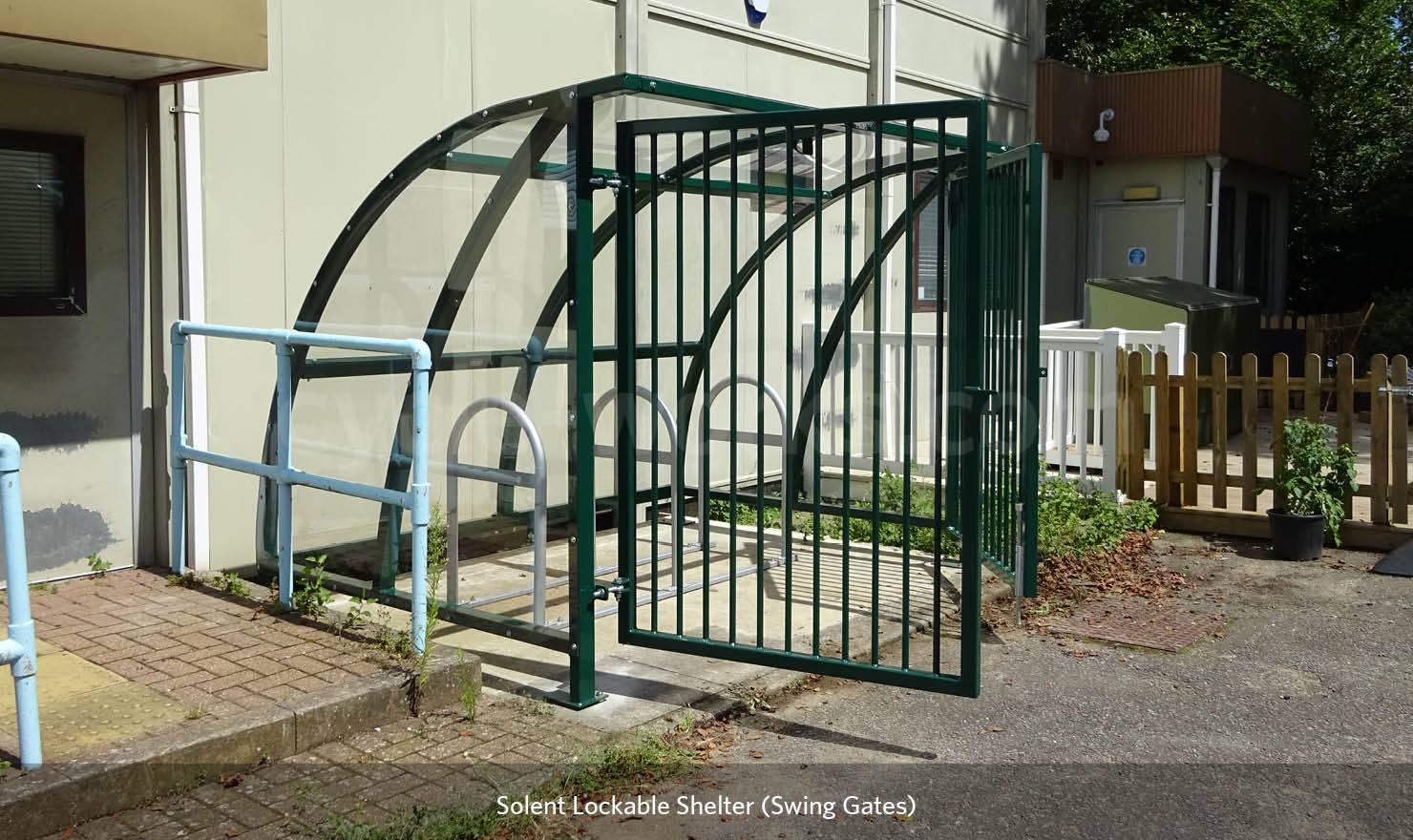 Bike Shelter for Councils