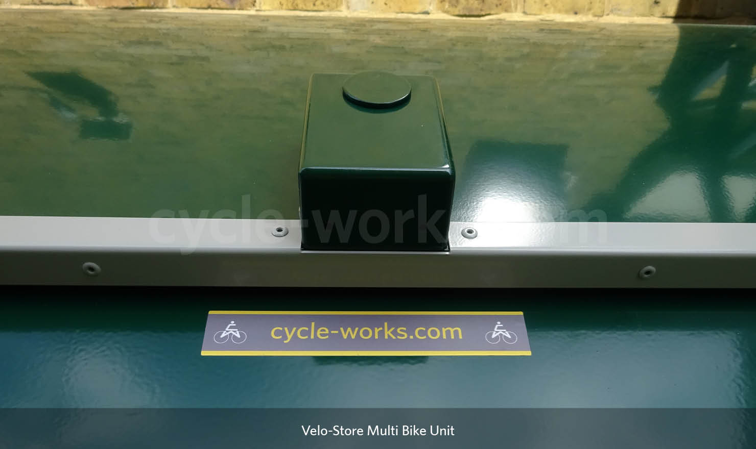 Velo-Store Multi Bike Storage