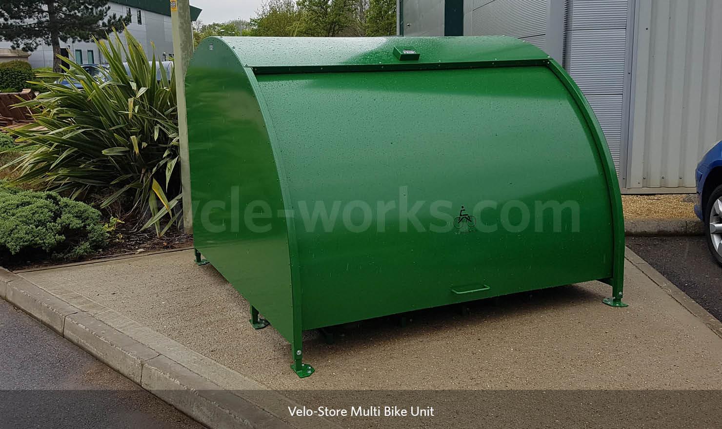 Velo-Store Bike Bunker