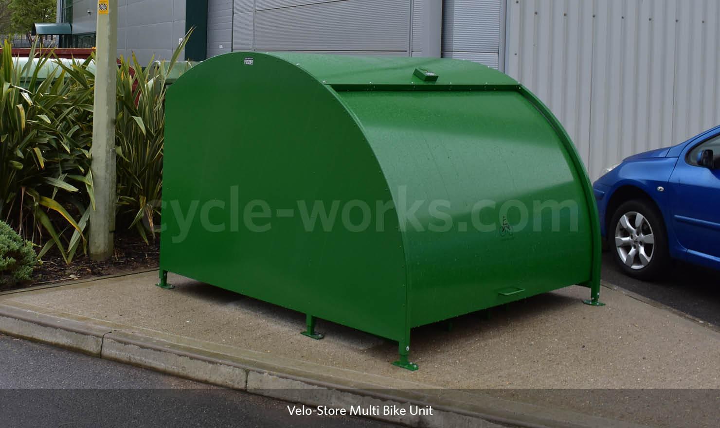 Velo-Store Bike Storage