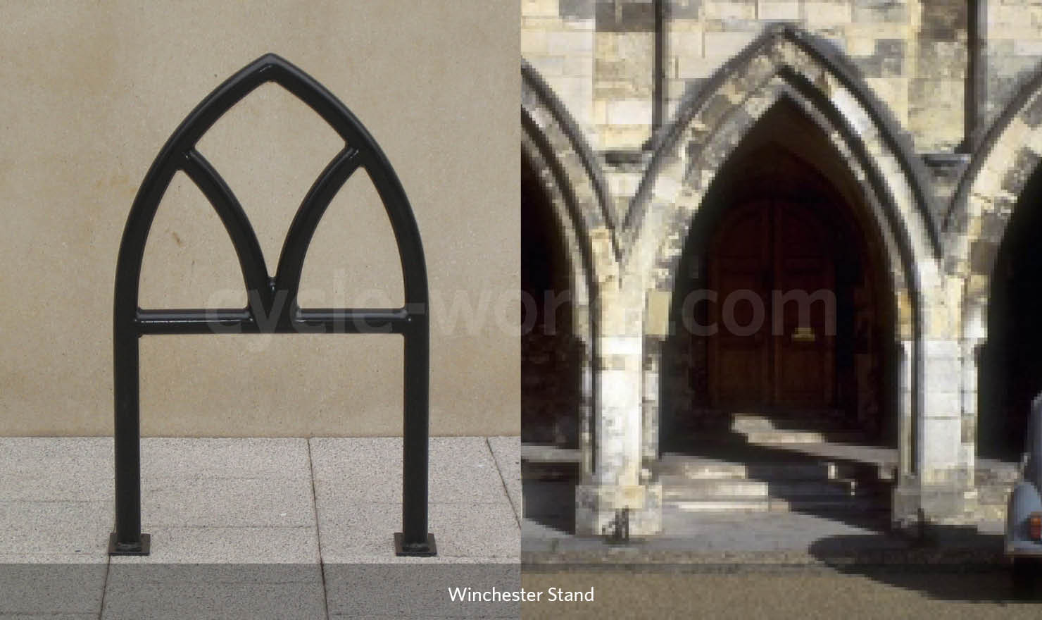 Winchester Bicycle Rack
