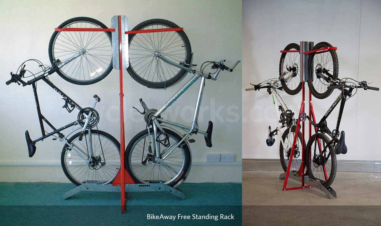 BikeAway Free-standing Rack