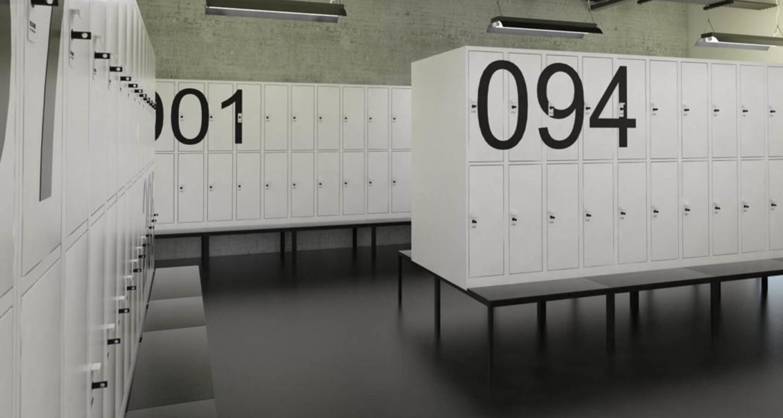 ATEPAA Clothes Lockers
