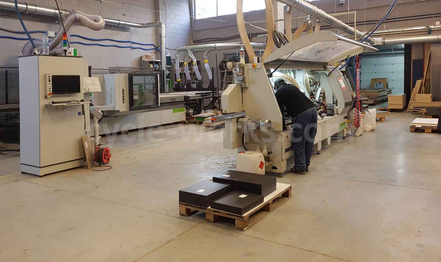 ATEPAA Factory Inside