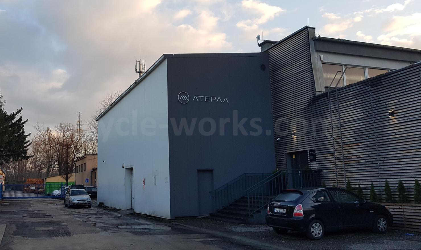 ATEPAA Factory Outside