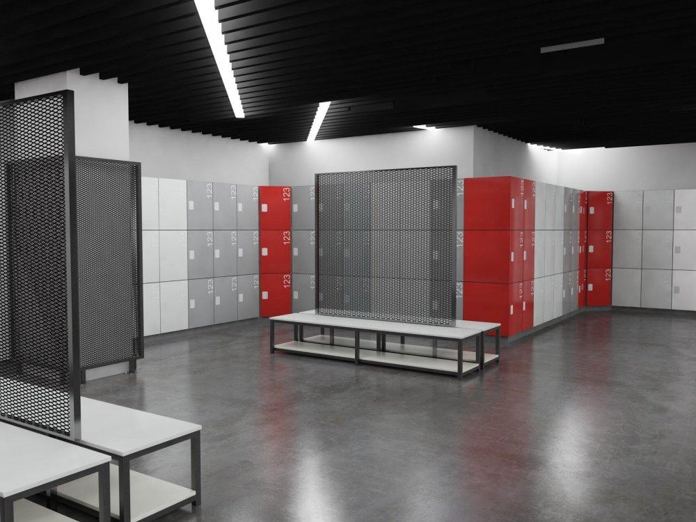 ATEPAA Fitness Lockers