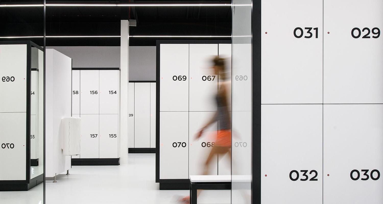ATEPAA Gym Lockers