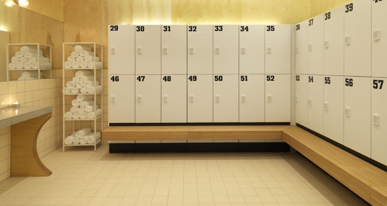 ATEPAA Louva Lockers