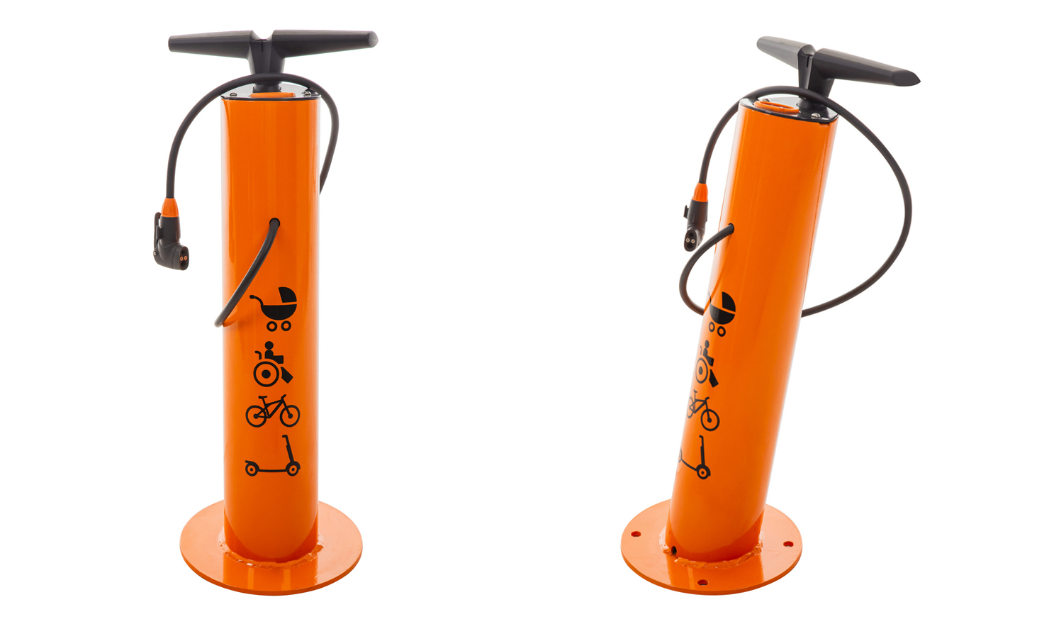 Bicycle Pump Station