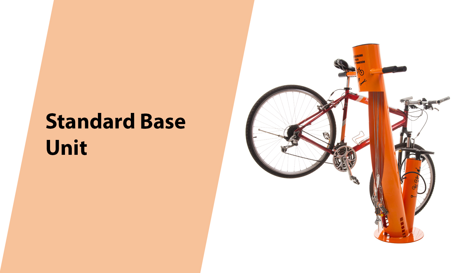 Bike Service Station - Standard Base Unit
