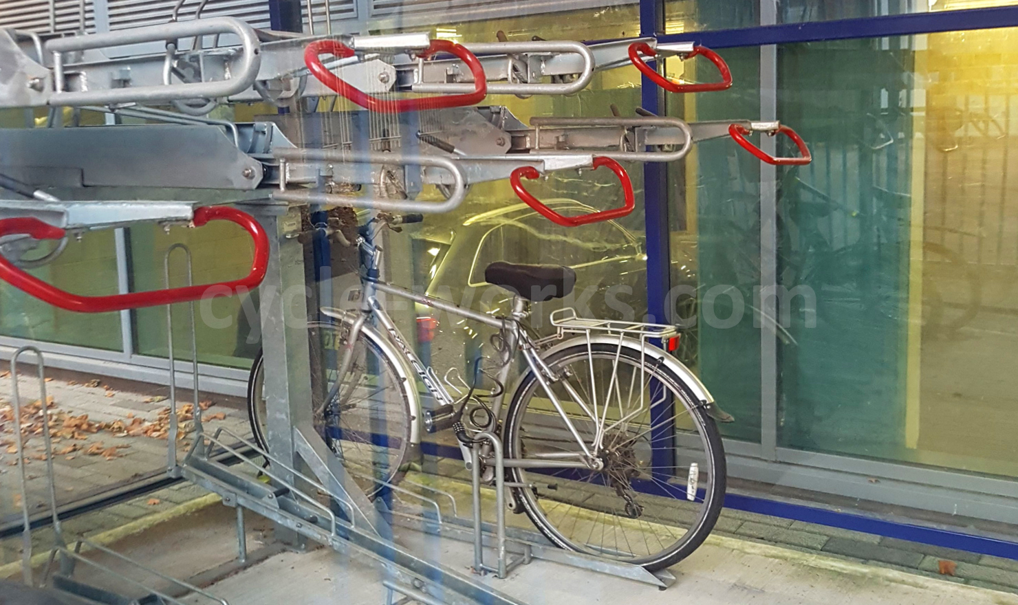 MS Amlin Josta 2-Tier Cycle Rack