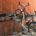 Josta 2 Tier Bike Rack
