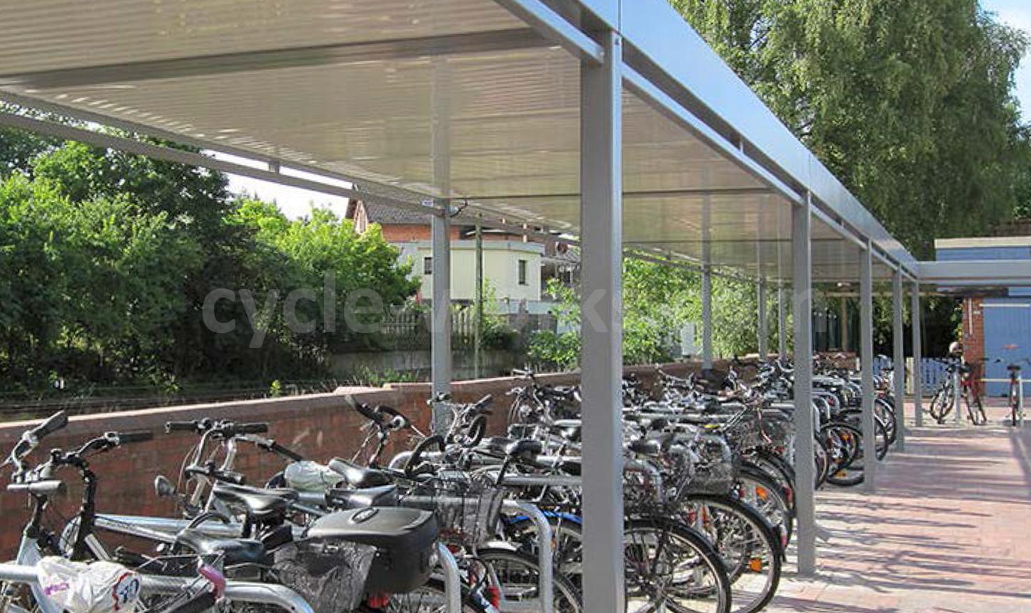 Ribble Shelter for Bikes